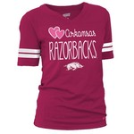 Arkansas Razorbacks Girl's Apparel