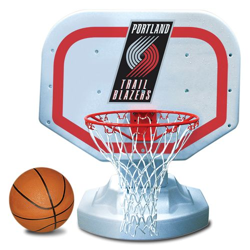 Poolmaster® Portland Trail Blazers Competition Style Poolside Basketball Game
