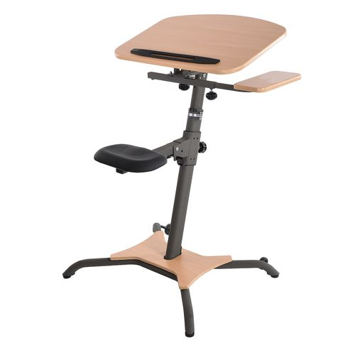 Stamina® WIRK Linea Stand-Up Workstation
