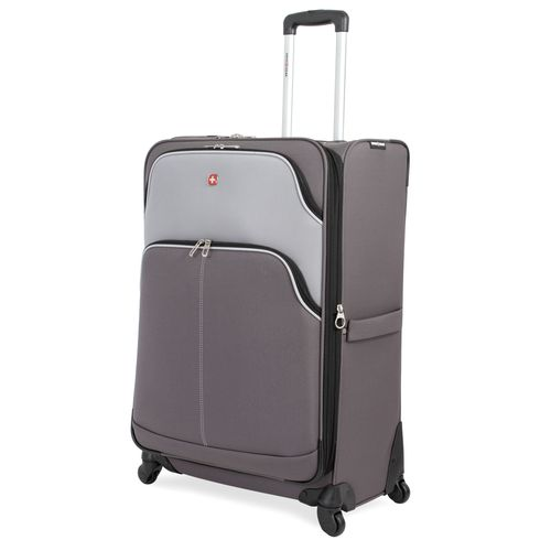 "SwissGear Aubon Collection 28"" Upright Spinner Suitcase"