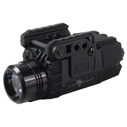 Viridian X Series® X5L-RS Green Laser Sight with Taclight and Remote Pressure Switch