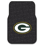 The Northwest Company Green Bay Packers Front Car Floor Mats 2-Pack