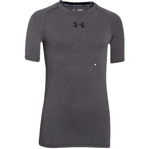 Under Armour Boys' HeatGear Short Sleeve T-shirt