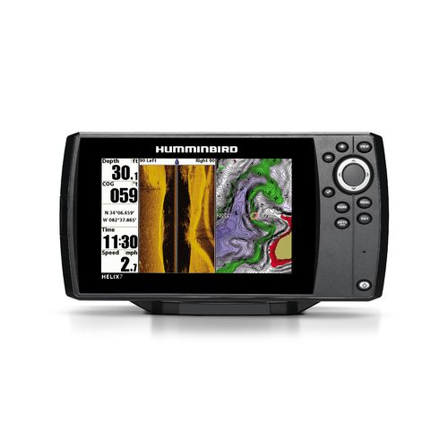 humminbird helix 7 si gps fishfinder | academy, Fish Finder