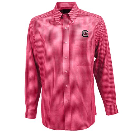 Antigua Men's University of South Carolina Associate Button Down Shirt