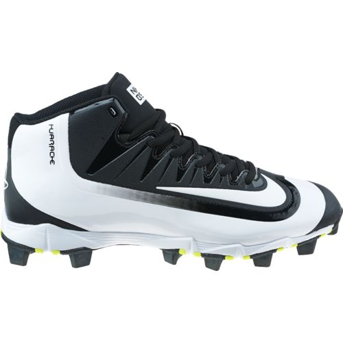 Nike Men\u0027s Huarache 2KFilth Keystone Mid Baseball Cleats