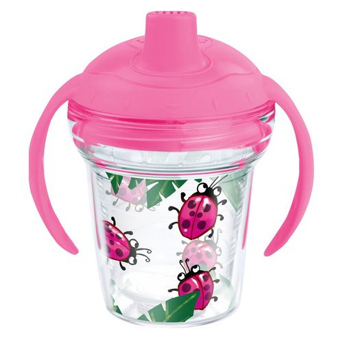 Tervis My First Tervis™ Lady Buggin 6 oz. Sippy Cup with Lid - view number 1