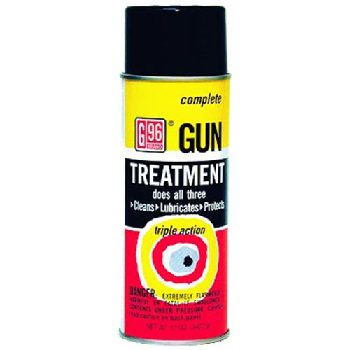 Display product reviews for G96 12 oz Gun Treatment Lubricant Spray