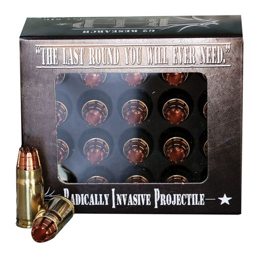 G2 Research Radically Invasive Projectile .357 Sig Sauer 92-Grain Centerfire Handgun Ammunition