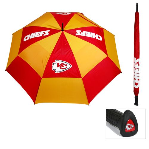 Team Golf Adults' Kansas City Chiefs Umbrella - view number 1