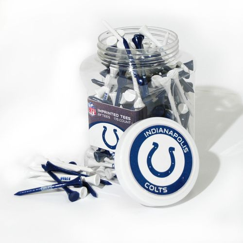 Team Golf Indianapolis Colts Tees 175-Pack