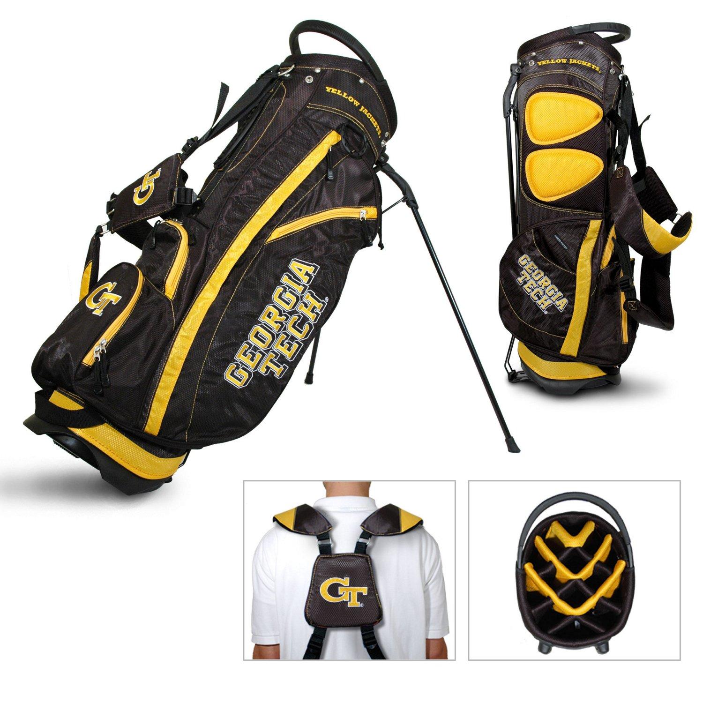 Team Golf Georgia Institute of Technology Fairway 14-Way Stand Golf Bag