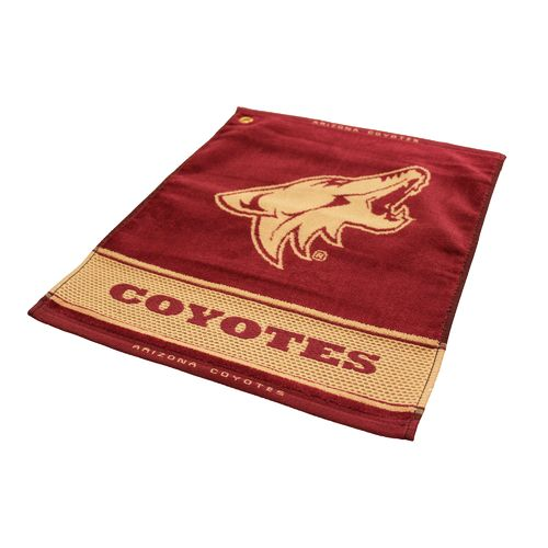 Team Golf Arizona Coyotes Woven Towel - view number 1