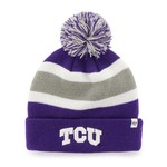 '47 Men's Texas Christian University Breakaway Cuff Knit Hat