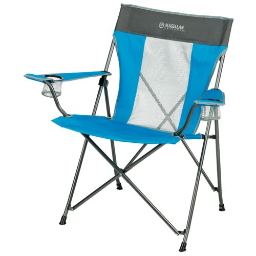 Magellan Outdoors Lusaka Tension Arm Chair