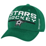 Reebok Men's Dallas Stars Center Ice® Structured Flex Cap