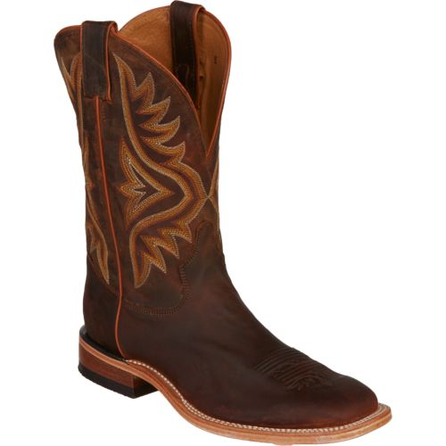 Tony Lama Men's Worn Goat Americana Western Boots - view number 2