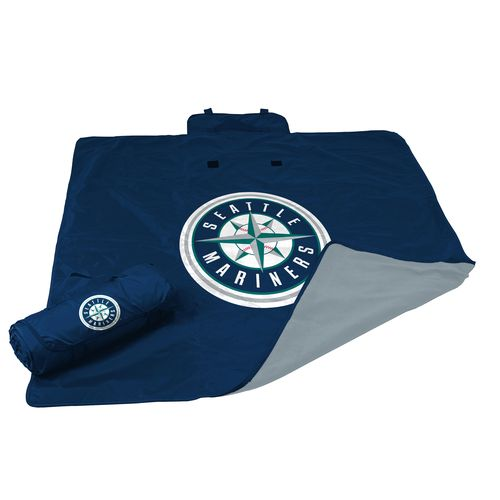 Logo™ Seattle Mariners All-Weather Blanket
