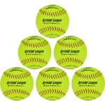 Worth® Recreational Softballs 4-Pack