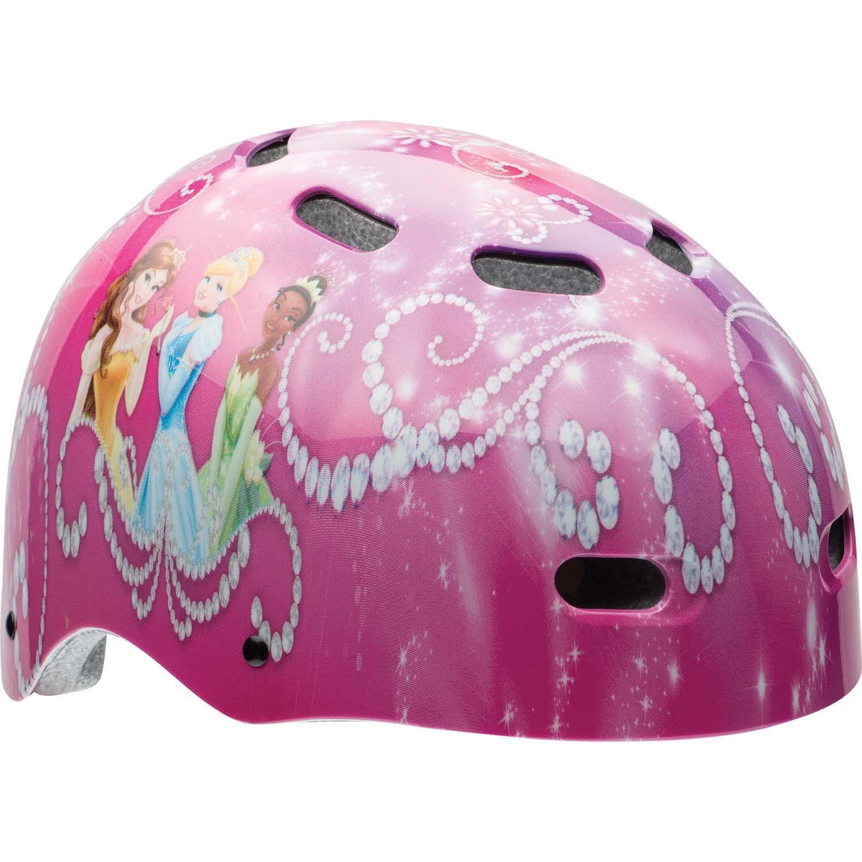 Bell Girls' Princess Multisport Helmet