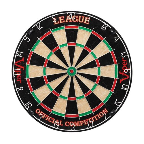 Viper League Sisal Fiber Dartboard