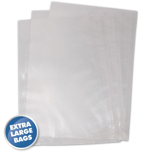 "Weston Extra-Large 15"" x 18"" Vacuum Bags 100-Pack"