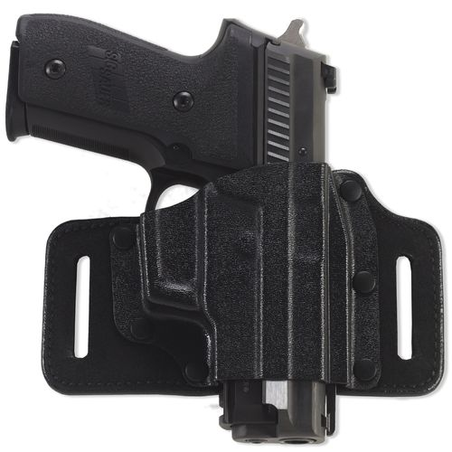 Galco TacSlide GLOCK 17/19/22/23/26/27/31-35 Belt Holster - view number 1