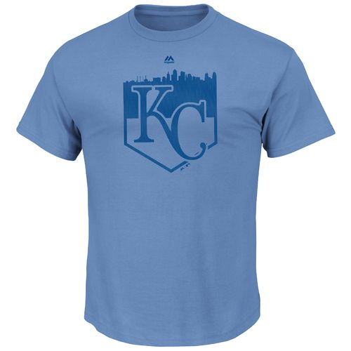 Majestic Men's Kansas City Royals Pass Through T-shirt