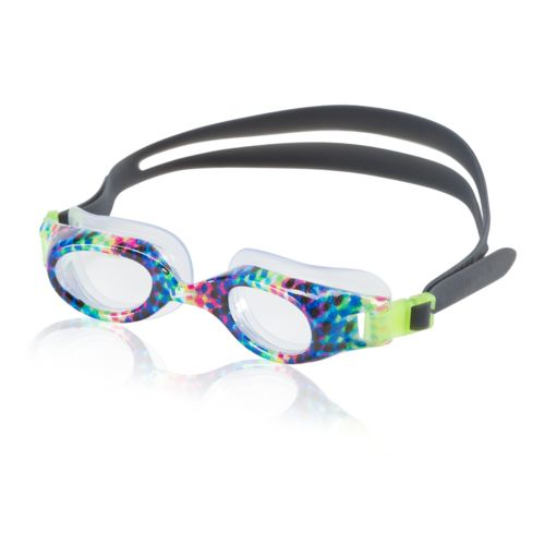 Speedo Youth Hydrospex Classic Print Swim Goggle