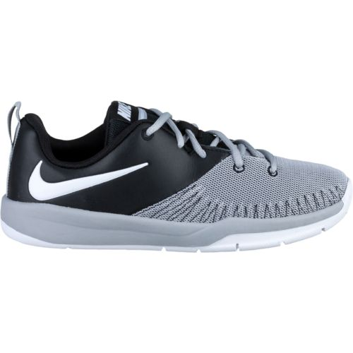Nike™ Boys' Team Hustle D 7 Low GS Basketball Shoes