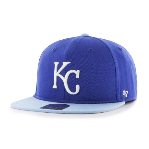 '47 Kids' Kansas City Royals Lil Shot 2-Tone Captain Cap