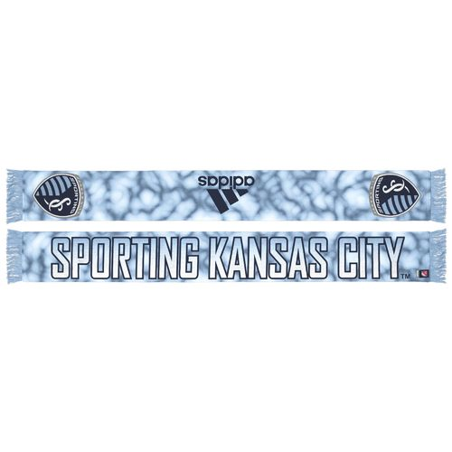 adidas™ Men's Sporting Kansas City Sublimated Scarf