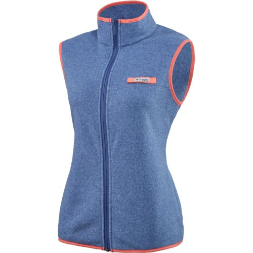 Columbia Sportswear Women's Performance Fishing Gear Harborside Fleece Vest