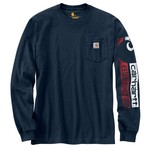Carhartt Men's 1889 Accent Long Sleeve T-shirt