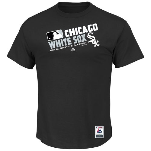 Majestic Men's Chicago White Sox On Field Team