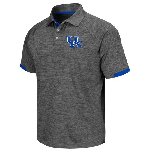 Colosseum Athletics Men's University of Kentucky Spiral Polo Shirt