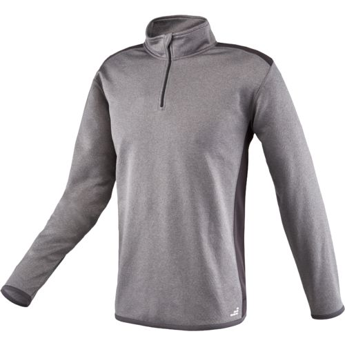 BCG Men's Turbo Warmth 1/4 Zip Fleece Top
