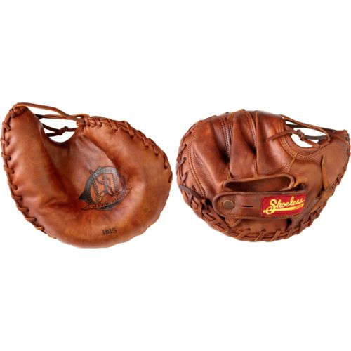 "Shoeless Joe® Men's Golden Era Gloves 1915 15"" Catcher's Mitt"