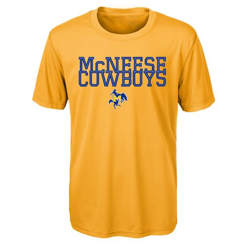 Gen2 Toddlers' McNeese State University Overlap Poly T-shirt