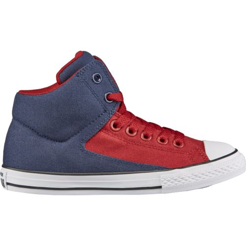 Converse Boys' Chuck Taylor All Star Street High-Top Shoes