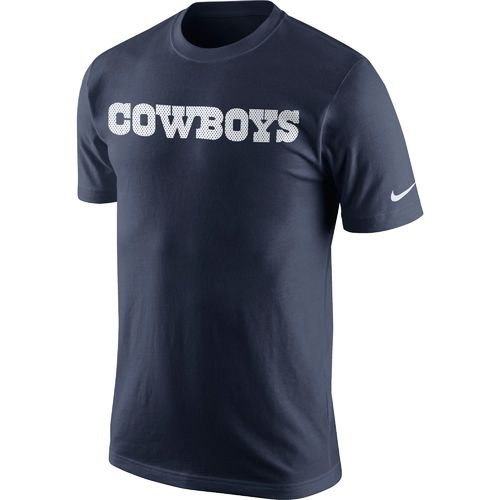 Nike™ Men's Dallas Cowboys Wordmark T-shirt