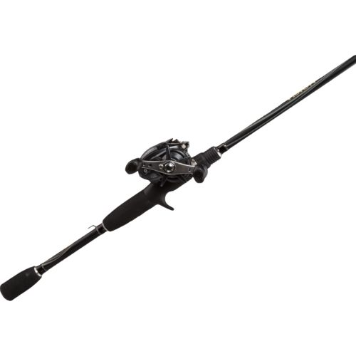 "Pinnacle Vision Micro 6'8"" M Freshwater Baitcast Rod and Reel Combo"