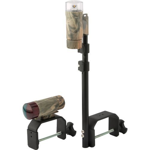 Display product reviews for Attwood® Realtree Max-4® Clamp-On LED Light Kit