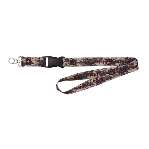 NCAA Auburn University Digicam Lanyard