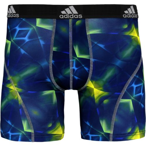 adidas™ Men's Sport Performance Boxer Briefs 2-Pack