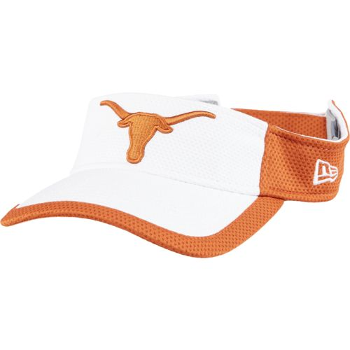 New Era Men's University of Texas Training Perf Visor