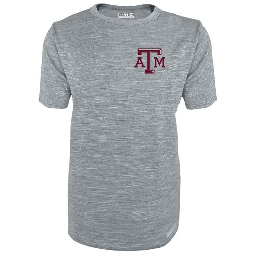 Majestic Men's Texas A&M University Section 101 Without Walls T-shirt