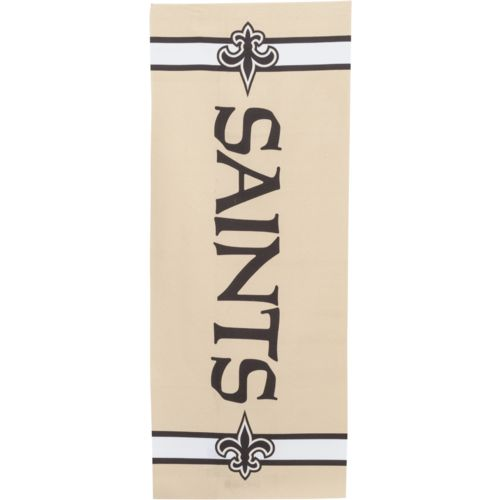 Mission Athletecare New Orleans Saints Microfiber Cooling Towel