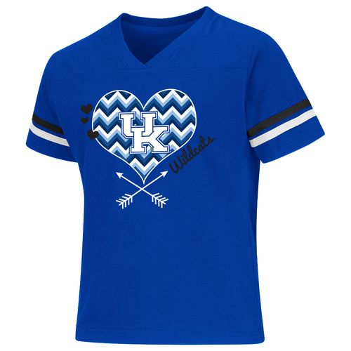 Colosseum Athletics Girls' University of Kentucky Football Fan
