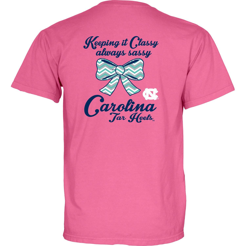 Blue 84 women 39 s university of north carolina keep it for University of north carolina t shirts